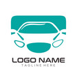 automotive and repair logo design and icon vector image vector image