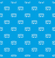 storage and loading pattern seamless blue vector image vector image