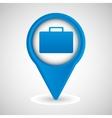 symbol business portfolio icon design vector image