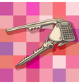 Garlic press vector | Price: 1 Credit (USD $1)