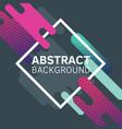 modern diagonal abstract background design vector image vector image