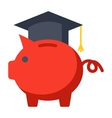 College Savings Plan vector image