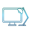 computer icon image vector image vector image