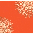 Invitation arabic-2 vector image vector image