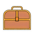 chest box icon image vector image vector image