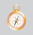 compass design vector image vector image