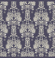 seamless pattern eagle background blue vector image vector image