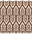 Tribal pattern vector image