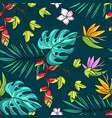 hand drawn beautiful seamless pattern world vector image vector image