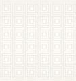 seamless lattice pattern modern stylish subtle vector image vector image
