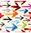 arr aqua pattern vector image