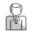 man icon image vector image vector image
