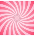 Swirling radial pattern background vector image vector image
