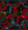abstract seamless soap background made of cosmic vector image vector image