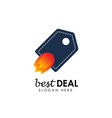 deal best deals sale hot offer special icon vector image
