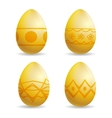 - easter egg vector image vector image