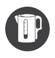 Kettle icon vector image vector image