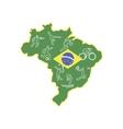 Rio 2016 vector image vector image
