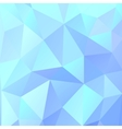 Abstract Geometrical Background from triangles vector image vector image