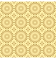 light pattern with round elements vector image
