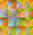 Triangle vector image vector image