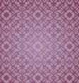 floral design lilac seamless vector image