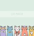 KittyCat13 vector image