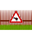 Aim at dogs crapping vector image vector image