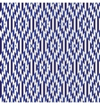 Blue and navy japanese pattern vector image vector image