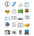 Office tools vector image