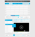 Web design template vector | Price: 3 Credits (USD $3)
