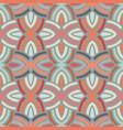 seamless reto pattern vector image