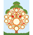 Big Family Tree vector image vector image