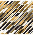 modern diagonal striped seamless pattern vector image vector image