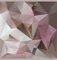 old pink polygon background vector image vector image