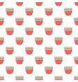 baking molds pattern seamless vector image