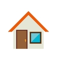house property exterior vector image vector image