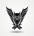 Tribal Owl vector image