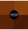 Abstract wooden textured surface pattern vector image