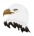 american eagle icon happy 4 th july and vector image vector image