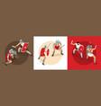 ancient gladiators design concept vector image