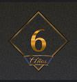 spanish golden number 6 templates