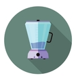 Blender icon food mixer vector image