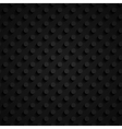 dark 3d paper pattern vector image