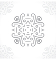 medieval pattern vector image vector image