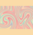 abstract colorful pastel color marble texture vector image vector image
