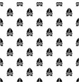 historical knight helmet pattern seamless vector image