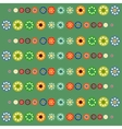 Bright circles baby background vector image vector image