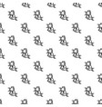 money bag pattern seamless vector image