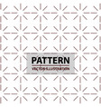 seamless linear pattern with thin lines abstract vector image vector image